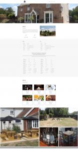 Six Bells Horringer Website
